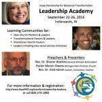 Leadership Academy 2014