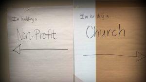 church or non-profit workshop