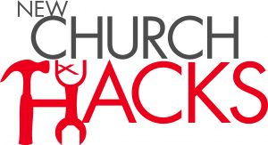 New Church Hacks Logo Tall